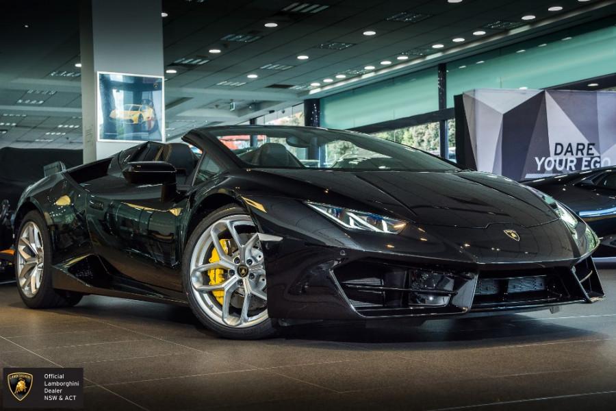 Lamborghini sydney price