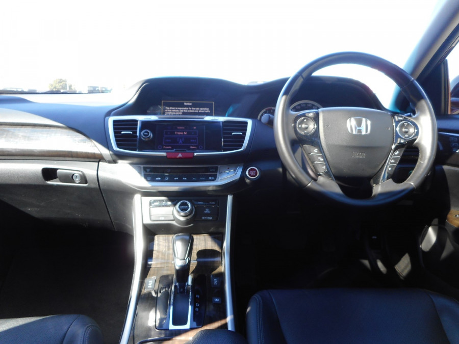 2015 Honda Accord 9th Gen  V6L Sedan Image 14
