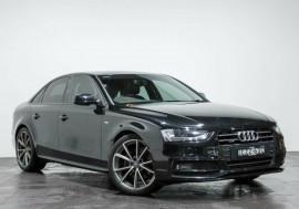 Audi A4 S line S tronic quattro sport plus B8 8K MY15