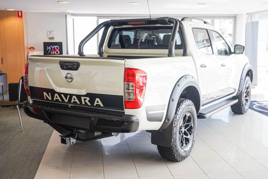 2019 Nissan Navara D23 Series 4 N-TREK Warrior Utility