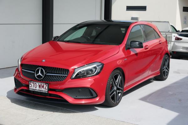 2016 MY06 Mercedes-Benz A-class W176 806MY A250 Hatch