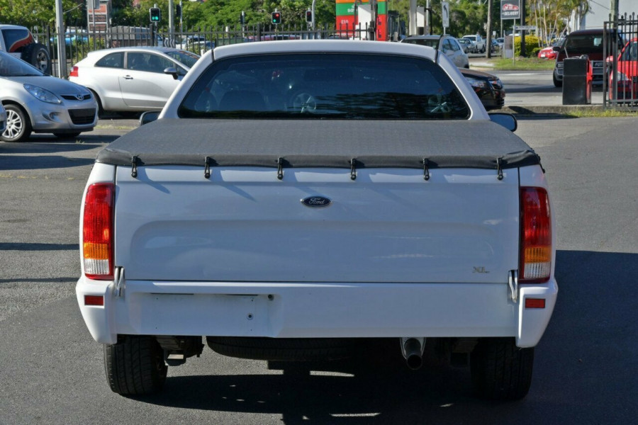 2006 Ford Falcon BF XL Super Cab Cab chassis