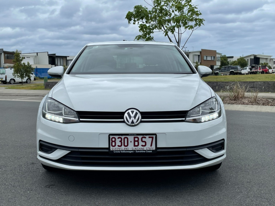 2017 MY18 Volkswagen Golf 7.5  110TSI Hatchback Image 2