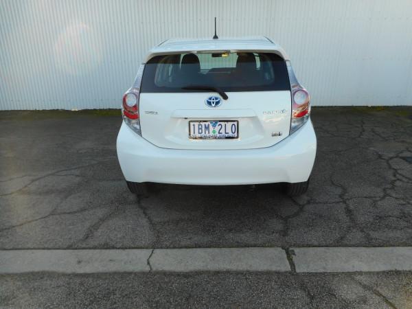 2013 MY12 Toyota Prius