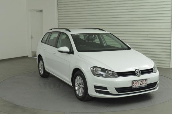 2013 MY14 Volkswagen Golf 7 90TSI Wagon Image 4