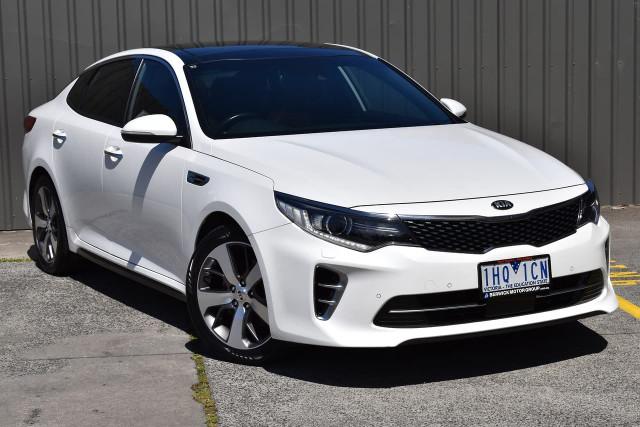 2016 Kia Optima GT