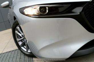 2020 Mazda 3 BP G20 Pure Hatch Hatchback Image 2