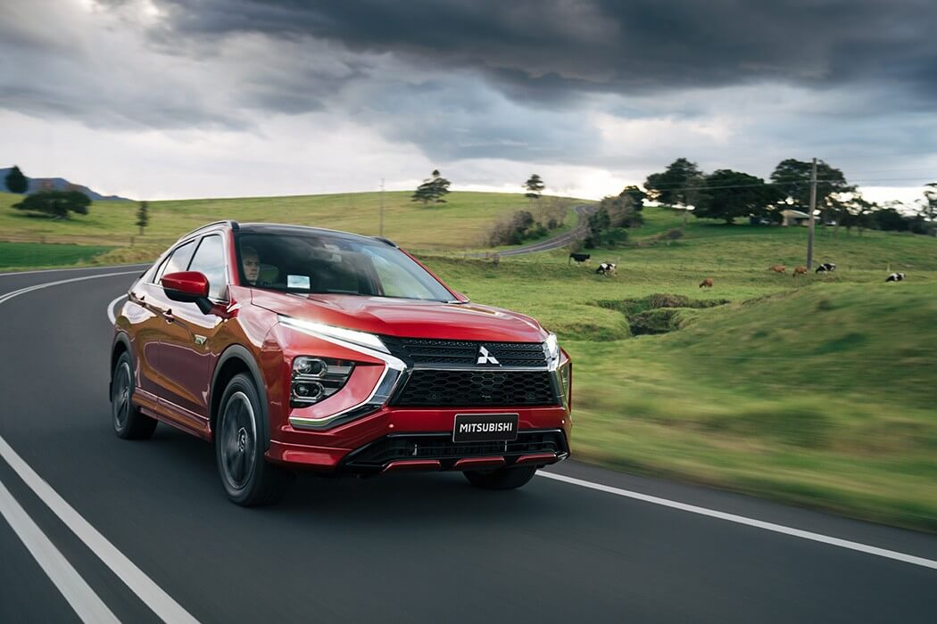 Electrifying style and all-wheel drive capability Image