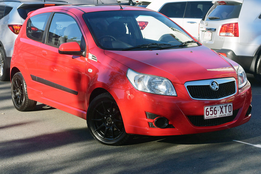 2009 Holden Barina TK MY09 Hatchback Mobile Image 1