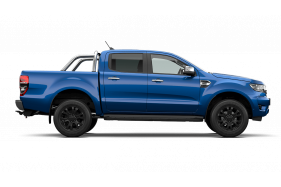 2021 MY21.25 Ford Ranger PX MkIII XLT Fully Loaded Utility Image 3