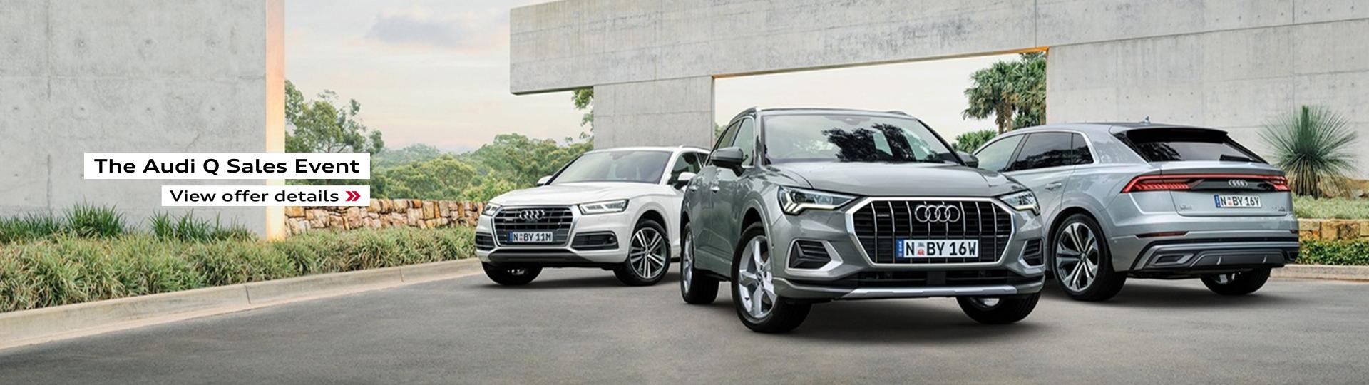Audi Offers