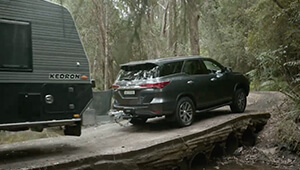 Fortuner The power to take you anywhere