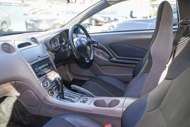 2000 Toyota Celica ZZT231R SX Liftback Image 13