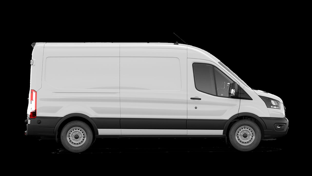 2020 MY19.75 Ford Transit VO 350L Van Van Image 2