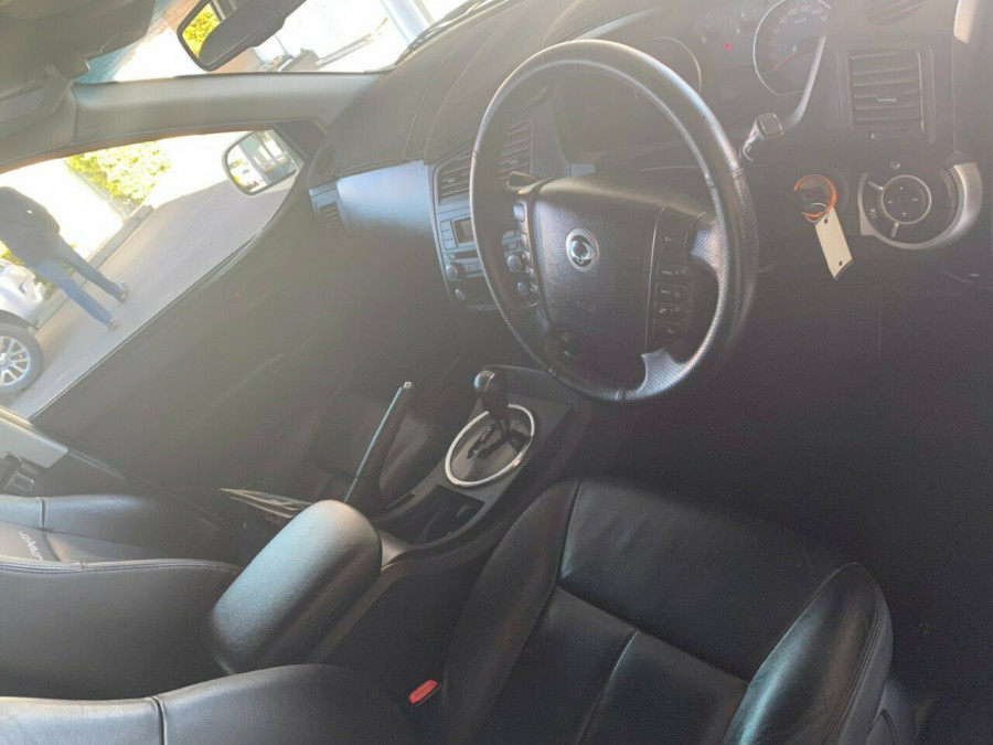 2012 SsangYong Actyon Sports Q150  SPR SPR Ute Image 14
