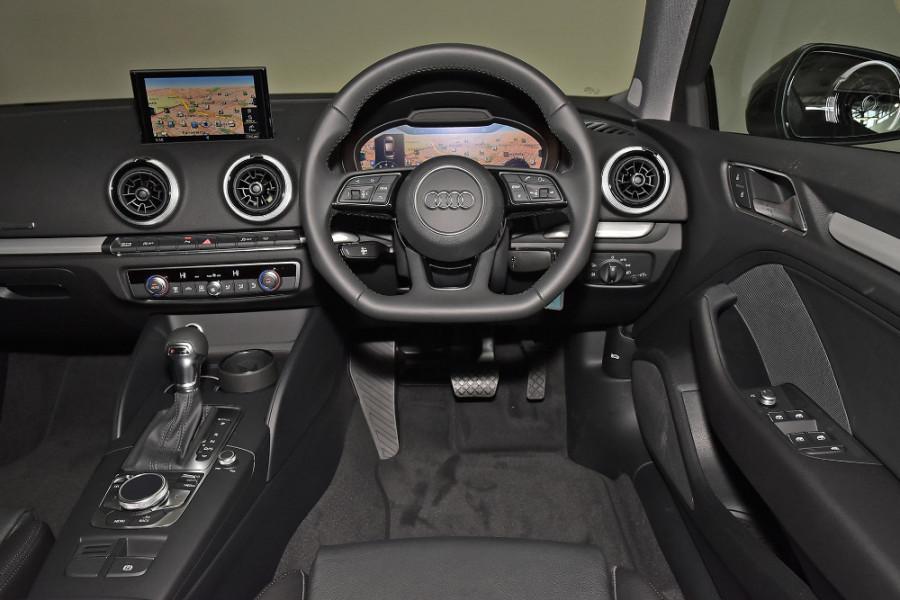 2019 Audi A3 140kW