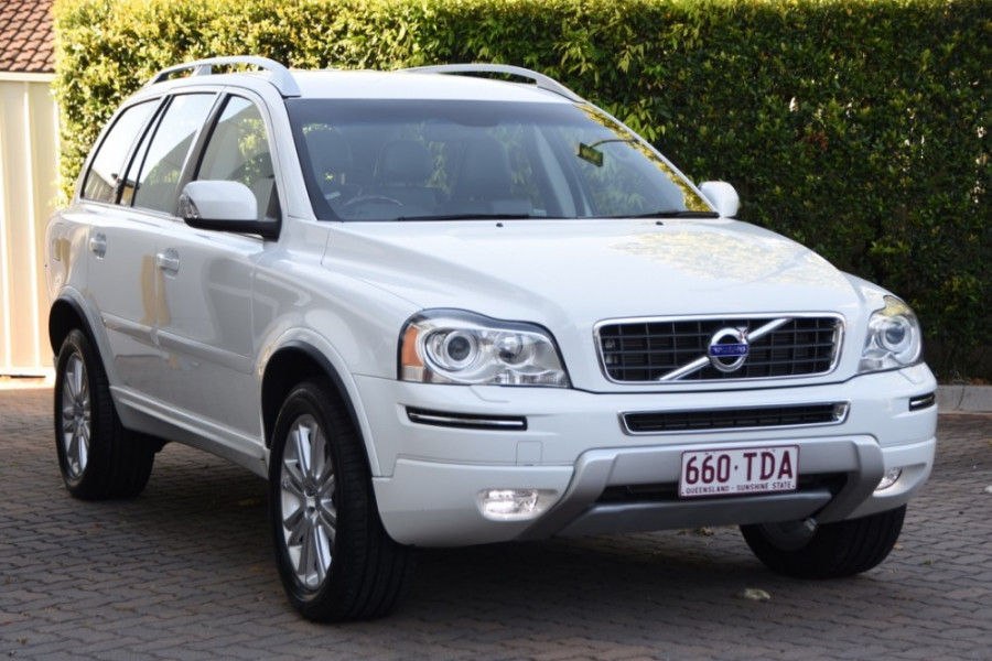 2012 MY13 Volvo XC90 P28 MY13 Executive Suv