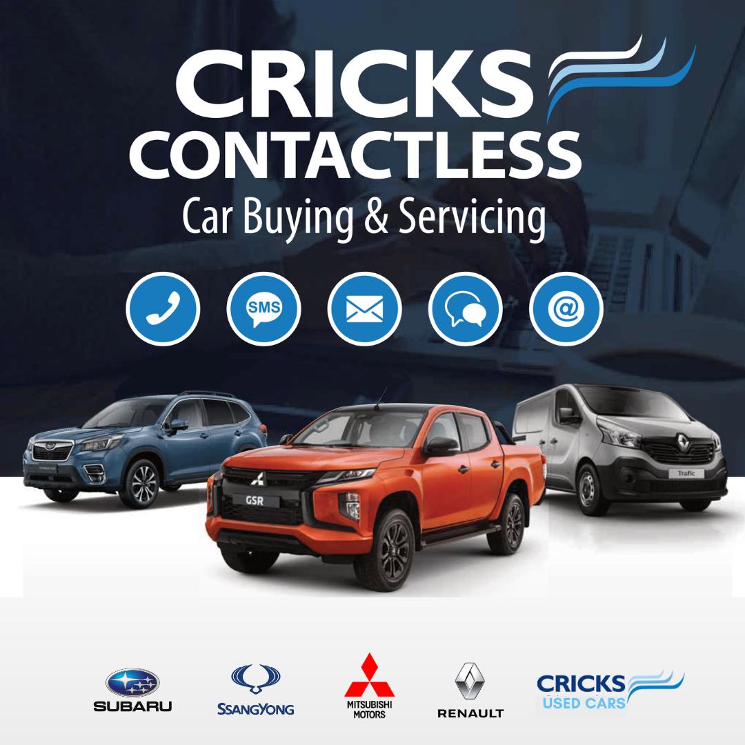 Contactless Car Buying & Servicing