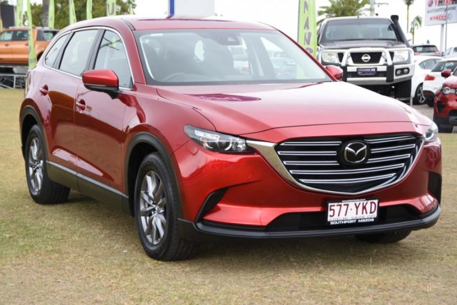 2018 Mazda Cx-9 TC Sport Suv