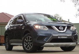 2016 Nissan X-Trail XTRAIL2PASTNSS ST Black Edition 2wd Suv