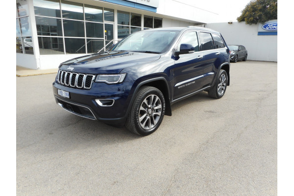 2018 Jeep Grand Cherokee WK Limited Suv Image 4