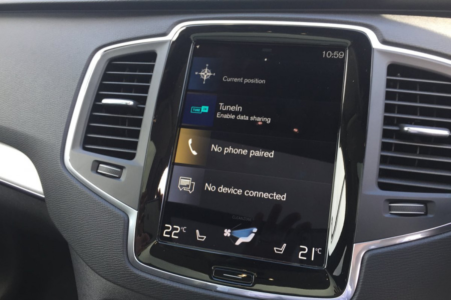 2019 MY20 Volvo XC90 L Series D5 Momentum Suv Mobile Image 17