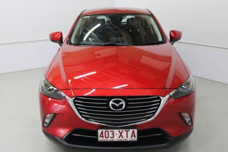 2017 Mazda CX-3 DK2W7A STOURING Suv Image 2