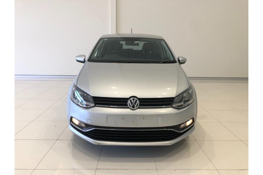 2014 Volkswagen Polo 6R Turbo 81TSI Comfortline Hatchback
