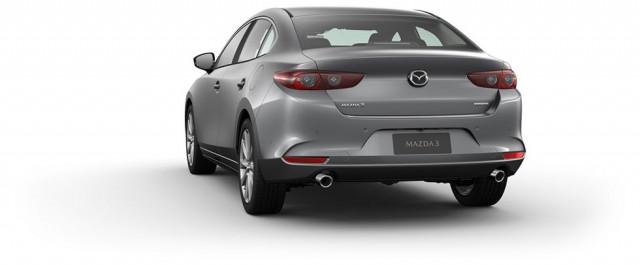 2021 Mazda 3 BP G20 Evolve Sedan Sedan Mobile Image 16