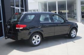 2012 Ford Territory SZ TX Wagon Image 4