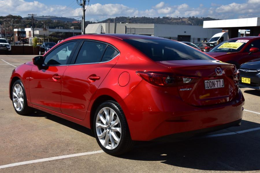 2016 Mazda 3 BM Series SP25 Sedan Sedan Image 5