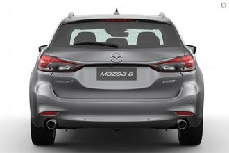 2020 Mazda 6 GL Series Atenza Wagon Wagon Image 5