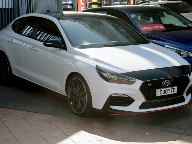 2018 MY19 Hyundai i30 PDe.3 N Performance Fastback Hatchback