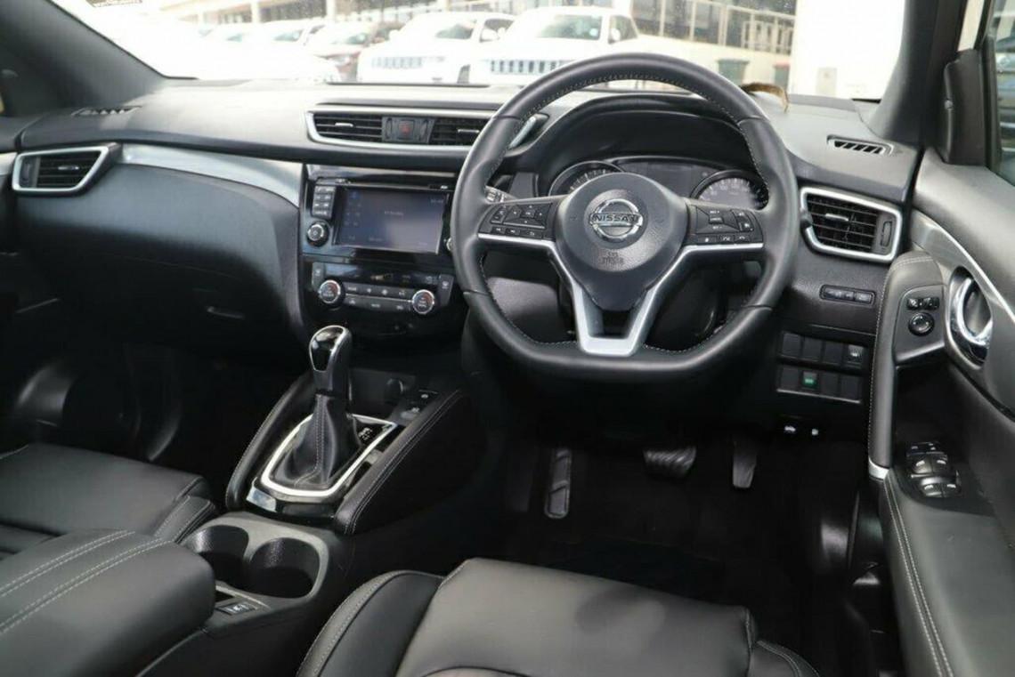 2019 Nissan QASHQAI J11 Series 2 Ti Suv Image 8