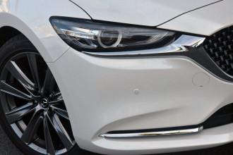 2019 Mazda 6 GL Series Atenza Wagon Wagon Image 2