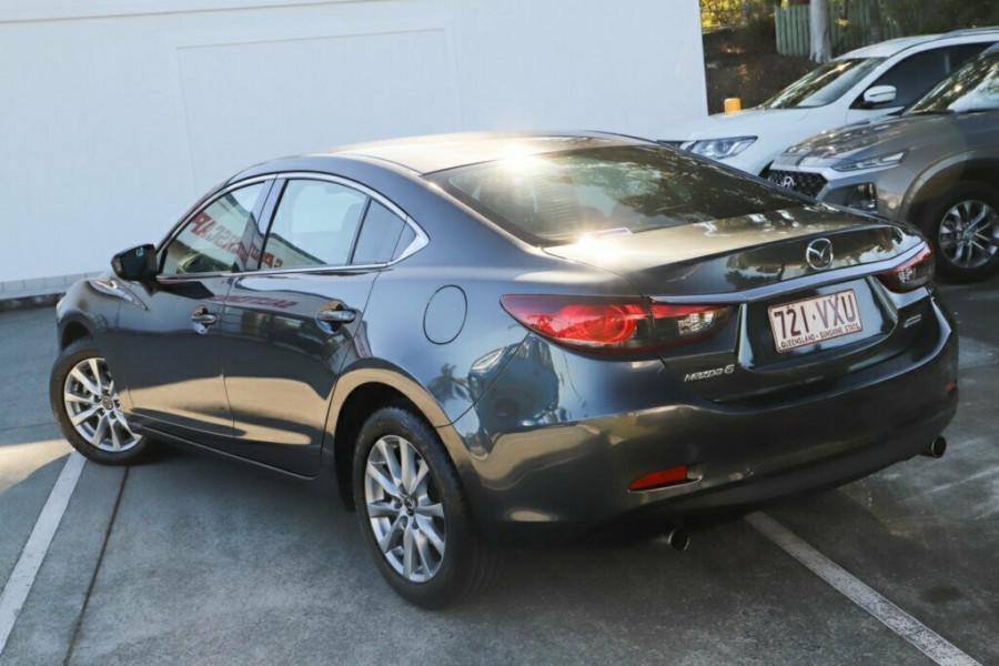 2014 Mazda 6 GJ1032 Sport SKYACTIV-Drive Sedan