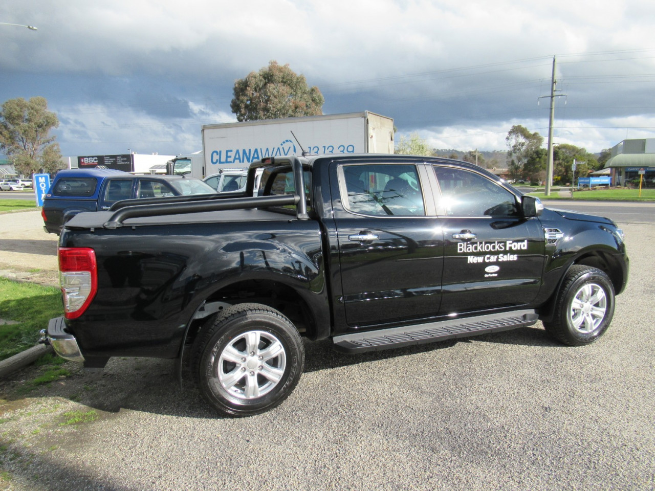 2020 MY20.25 Ford Ranger PX MkIII 4x4 XLT Double Cab Pick-up Utility Image 5