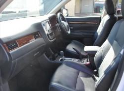 2013 Mitsubishi Outlander ZJ  Aspire Wagon