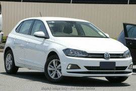 Volkswagen Polo 85TSI DSG Comfortline AW MY19
