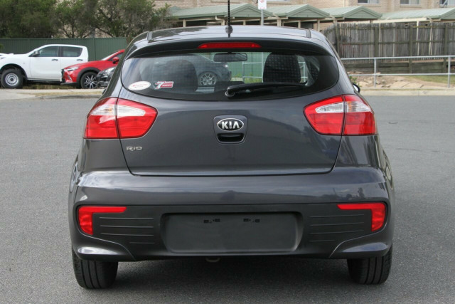2015 Kia Rio UB MY15 S Hatchback