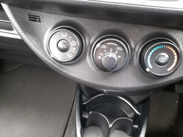 2016 Toyota Yaris NCP131R SX Hatchback