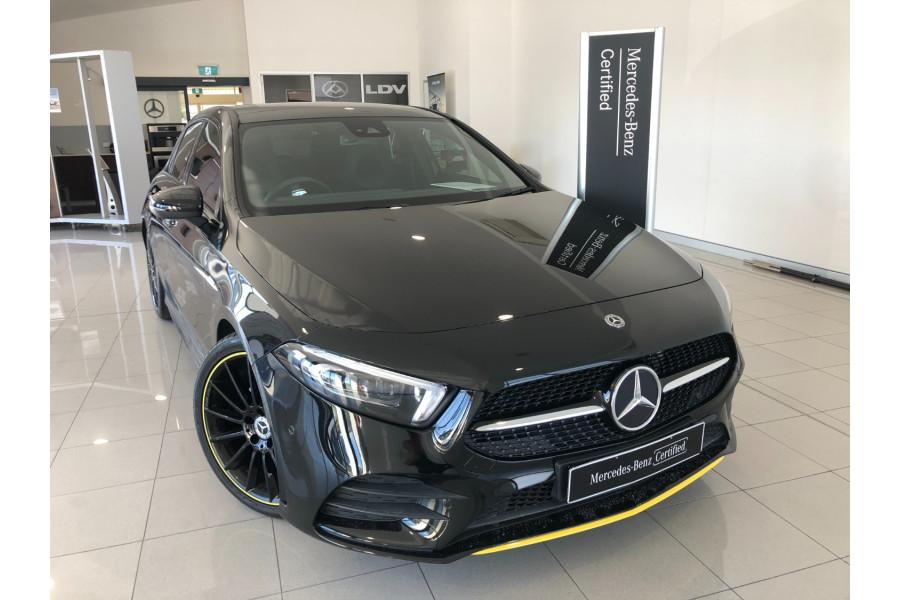 2018 Mercedes-Benz A-class W177 A200 Hatchback