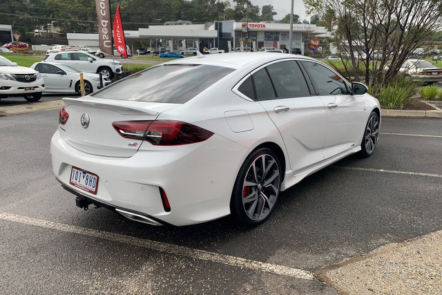 2019 Holden Commodore VXR