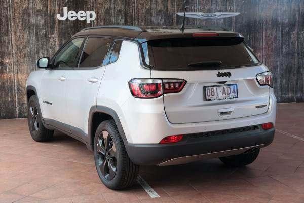 2020 Jeep Compass M6 Night Eagle Suv Image 3