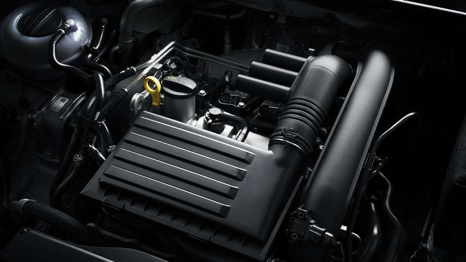 1.4L TSI Turbocharged Petrol Engine Image