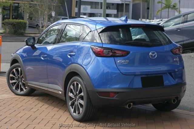 2019 MY0  Mazda CX-3 DK sTouring Suv Image 3