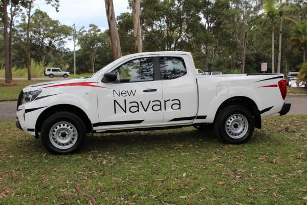 2021 Nissan Navara D23 King Cab SL Cab Chassis 4x4 Utility Image 4