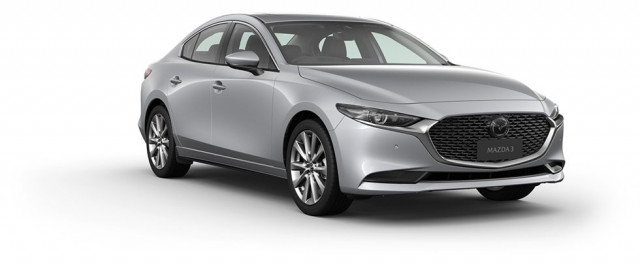 2020 Mazda 3 BP G25 Astina Sedan Sedan Mobile Image 6