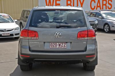 2003 Volkswagen Touareg 7L Luxury Suv Image 5