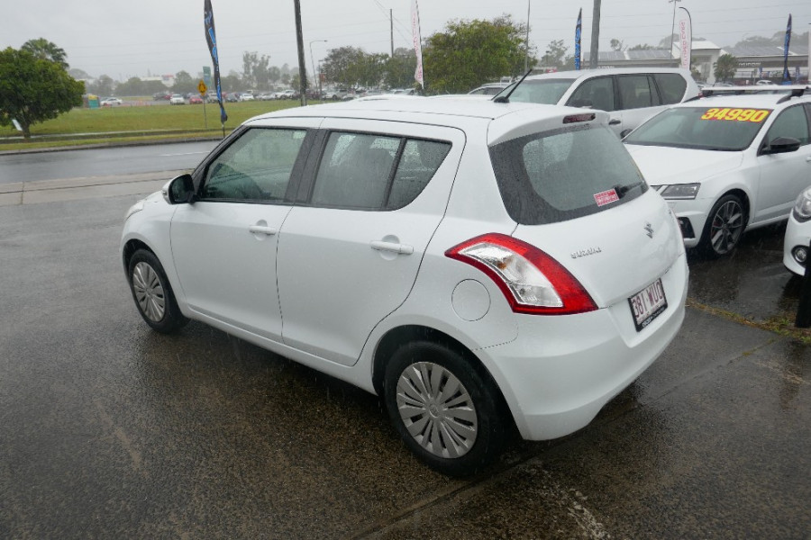 2014 Suzuki Swift FZ GL Hatchback